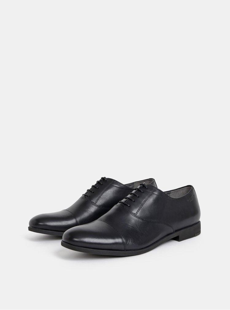 Pantofi negri Vagabond Linhope din piele