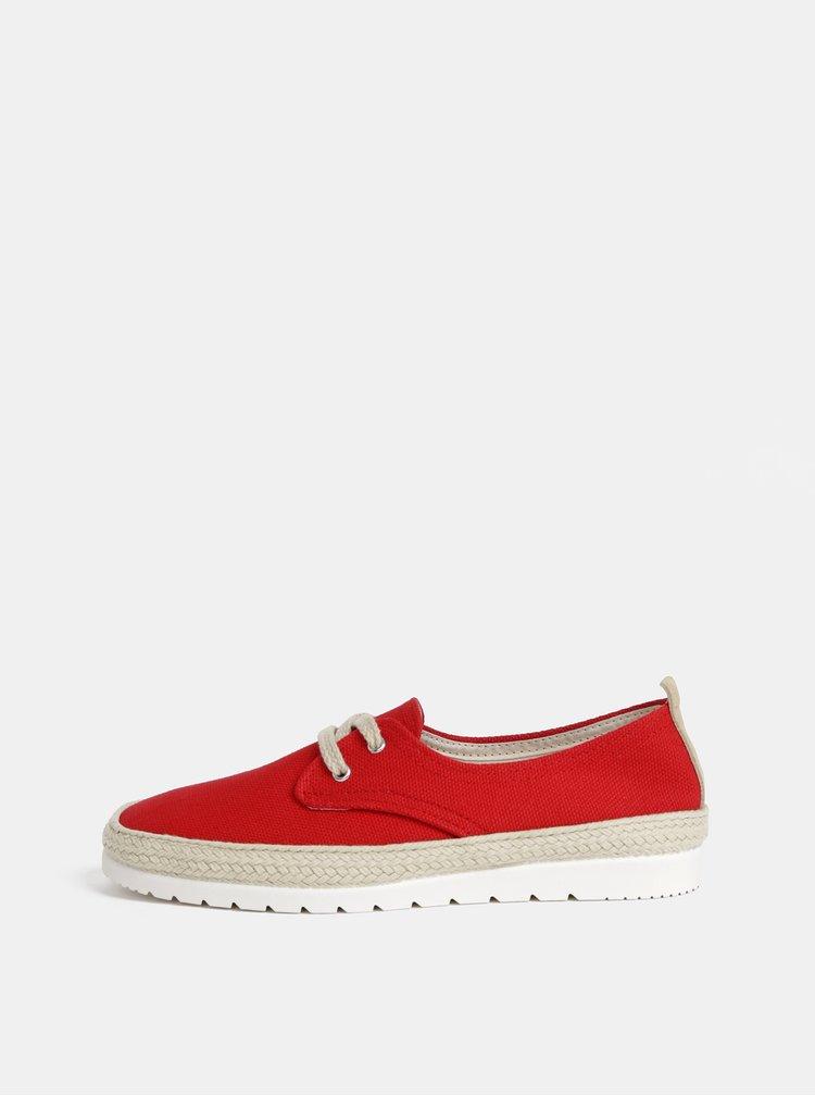 Červené tenisky OJJU