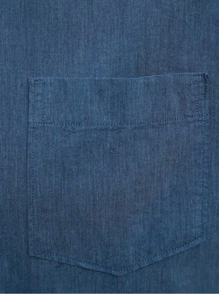 Modrá regular fit košile Selected Homme Reglandon