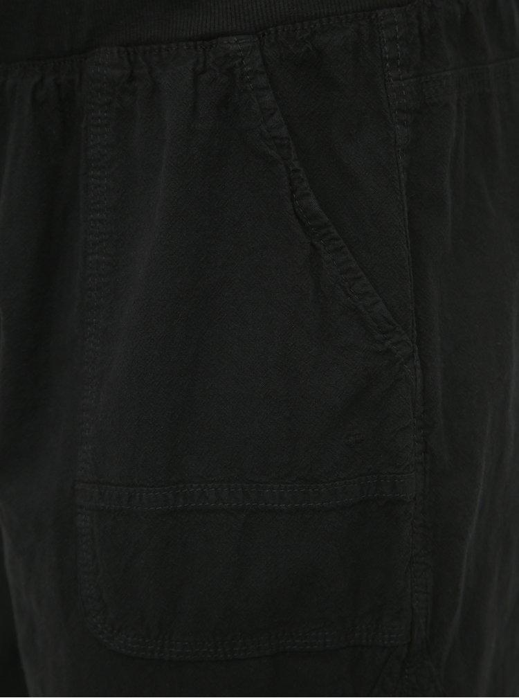 Černé kraťasy Zizzi