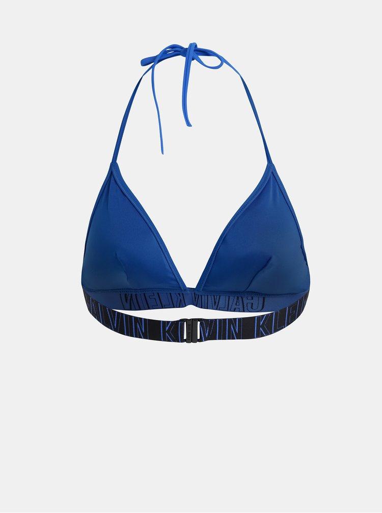 Sutien de baie albastru de dama Calvin Klein Underwear
