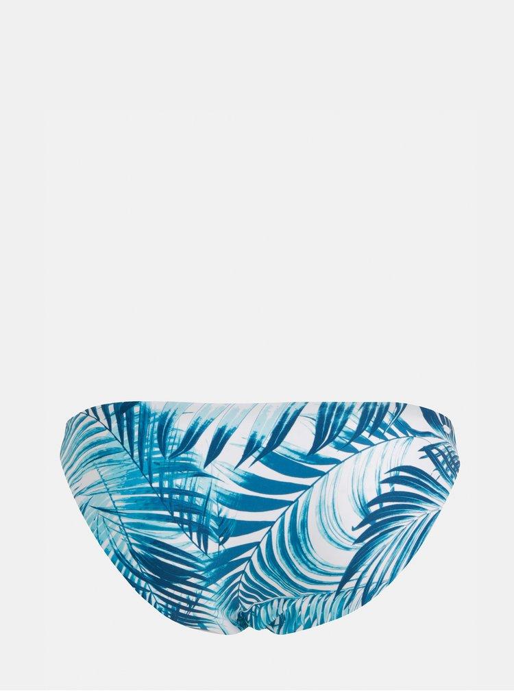 Bílo-modrý dámský oboustranný spodní díl plavek Rip Curl
