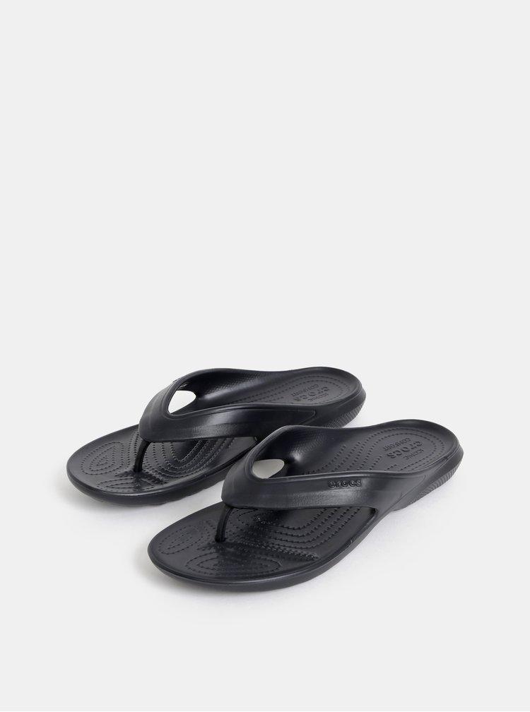 Černé pánské žabky Crocs Classic