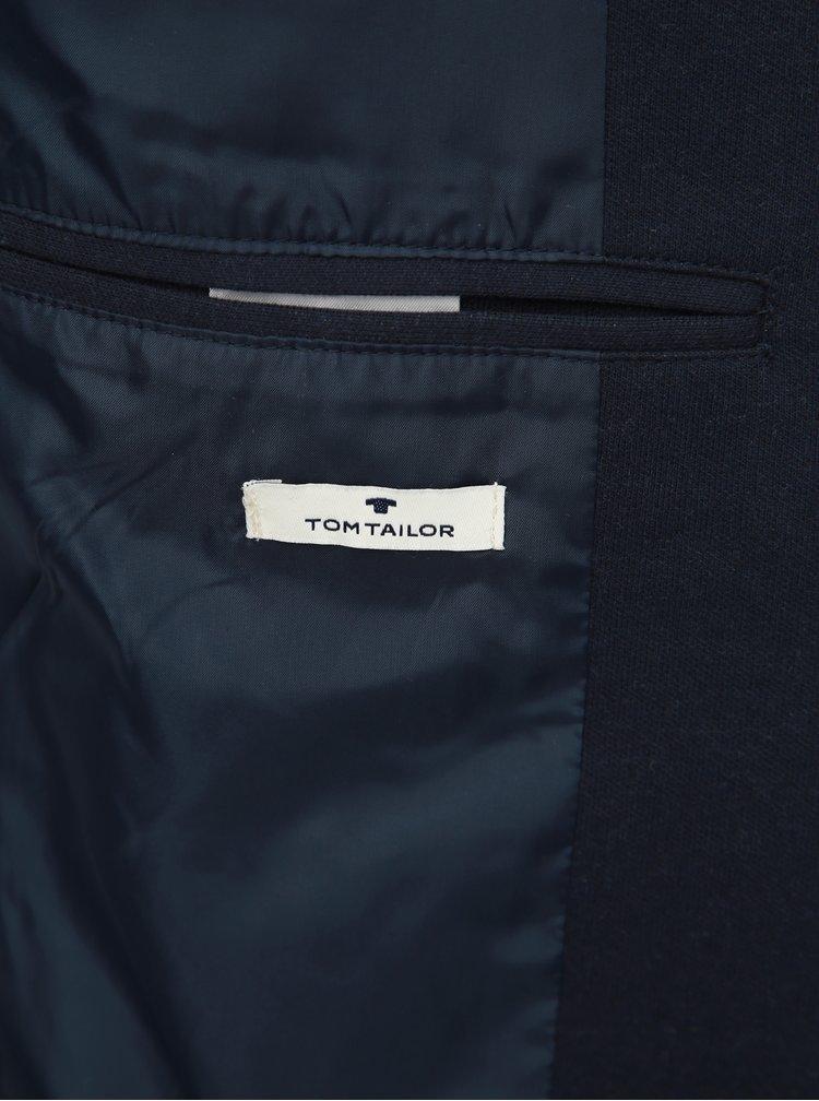 Sacou barbatesc albastru inchis Tom Tailor