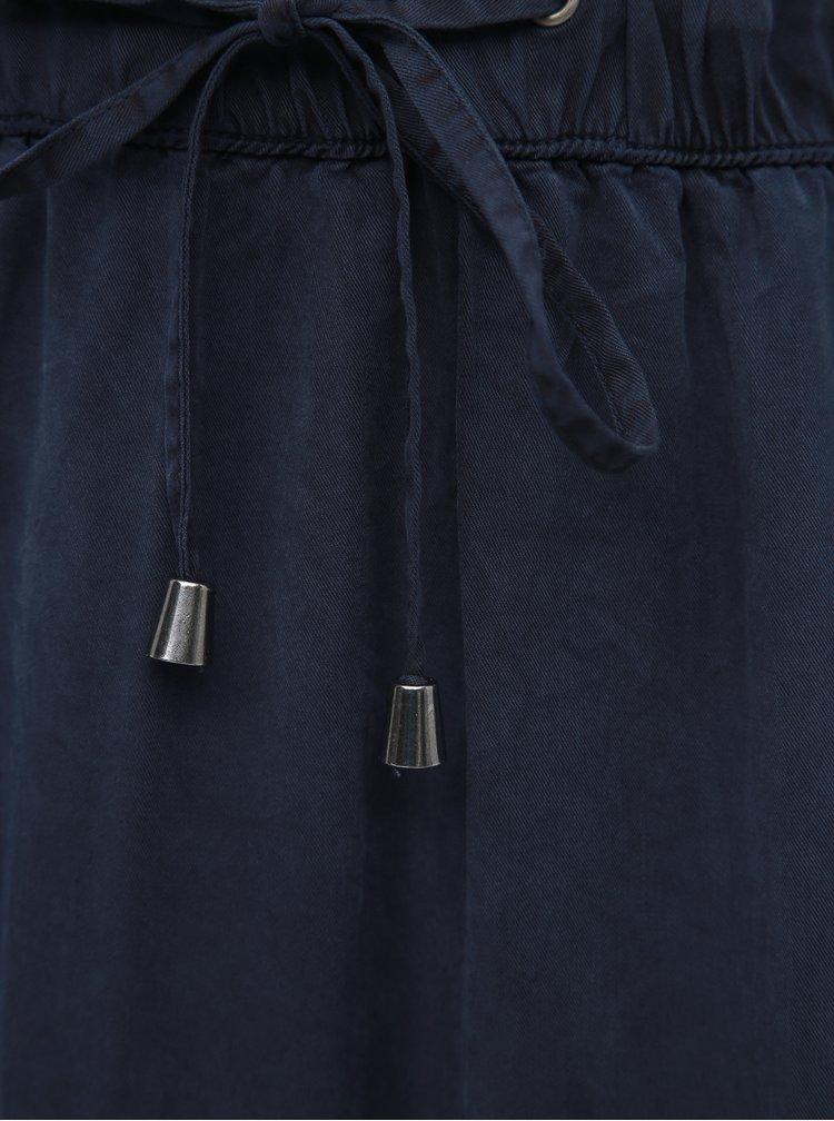 Fusta albastru inchis Ulla Popken