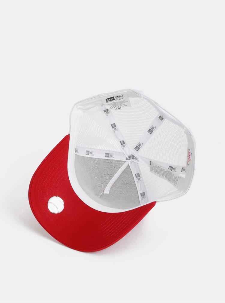 Červená kšiltovka New Era Adjustable
