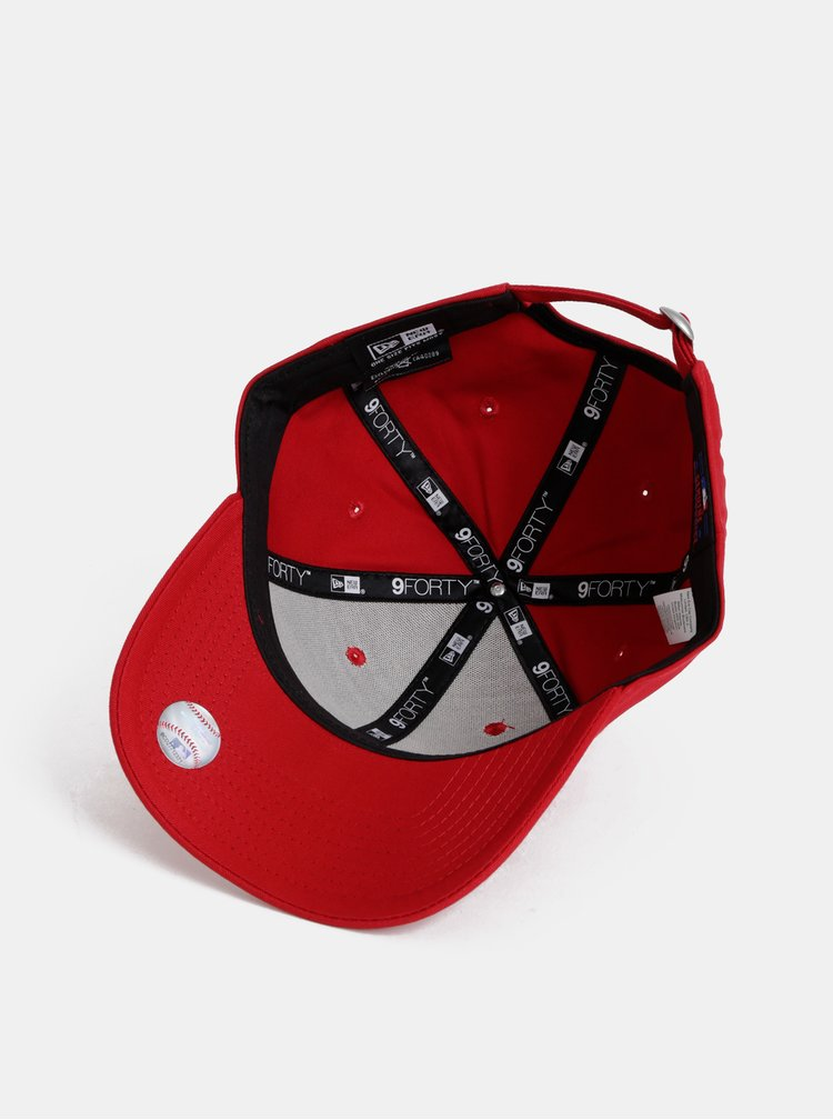 Sapca rosie New Era 9FORTY