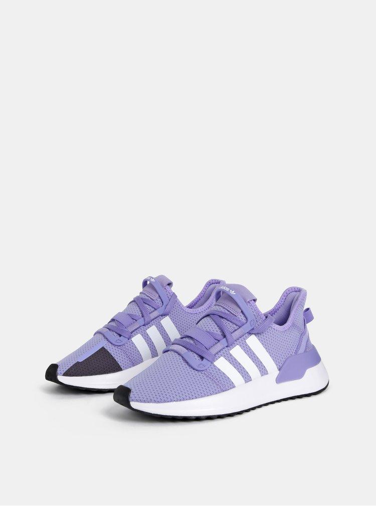 Fialové dámske tenisky adidas Originals U_Path
