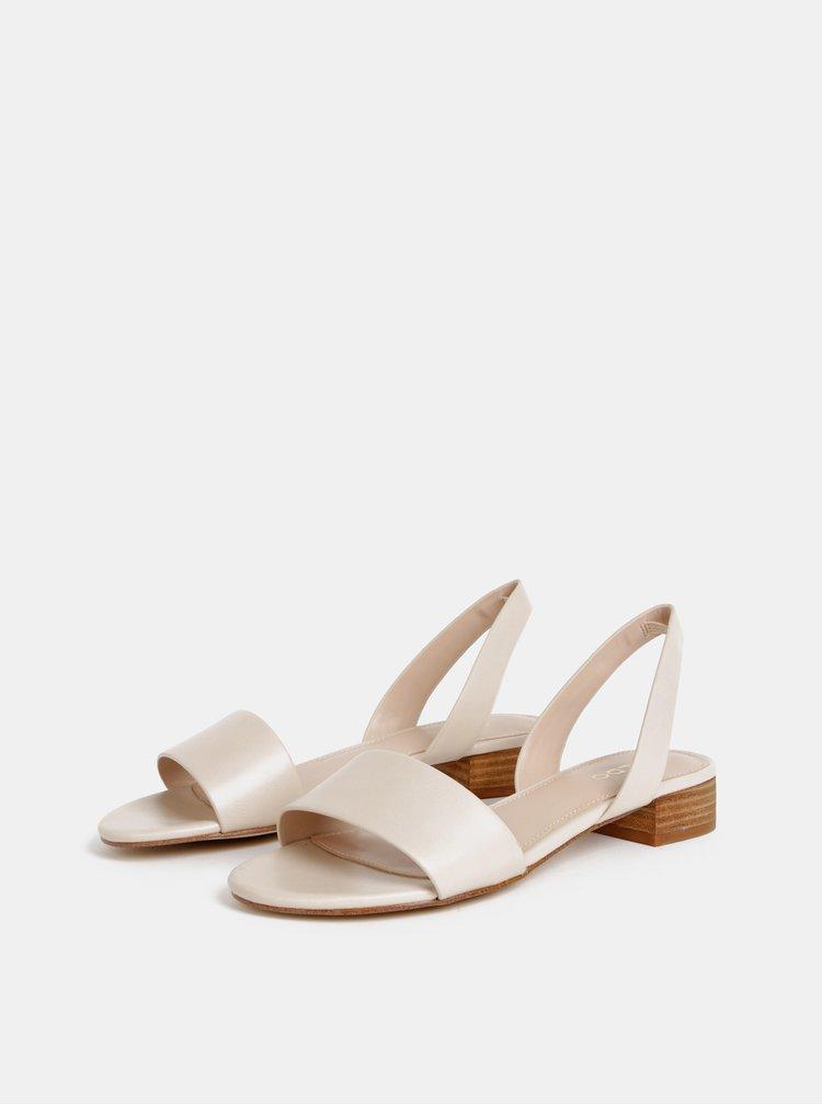 Sandale crem de dama ALDO Candice