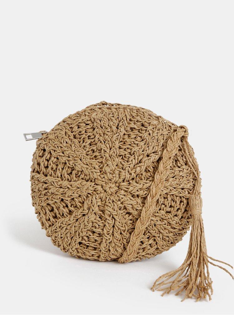 Hnědá crossbody kabelka Haily´s Silvie