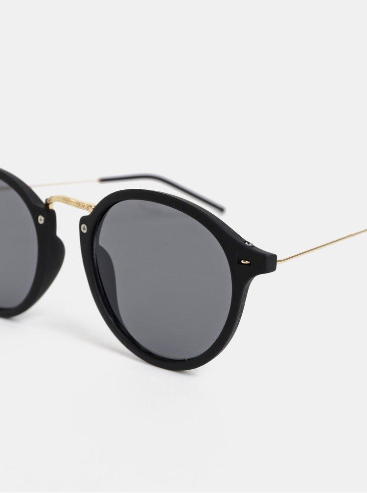 Černé dámské sluneční brýle Haily´s Finya