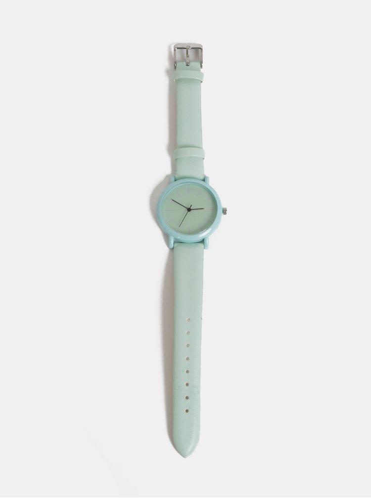 Dámske hodinky s tyrkysovým remienkom Haily´s Sammy