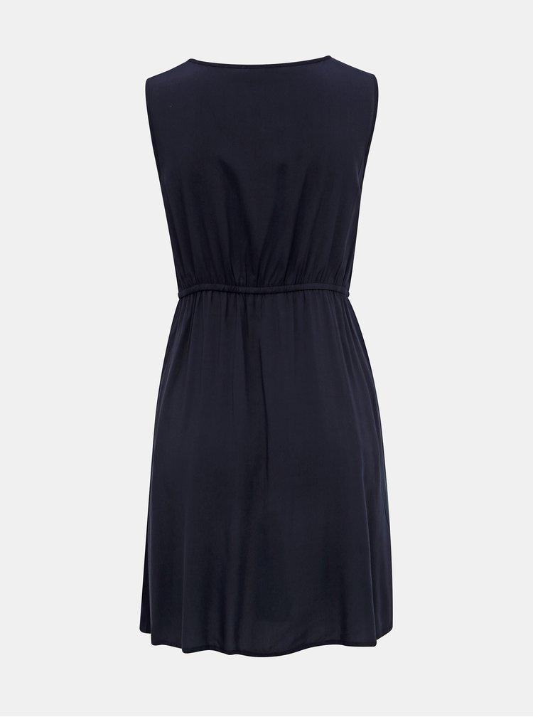 Tmavomodré šaty Haily´s Lia