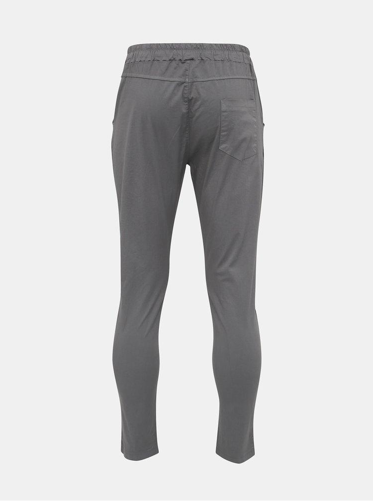 Šedé pánské kalhoty Haily´s Pepe