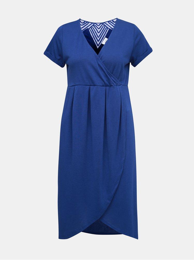 Modré kojicí šaty Mama.licious Ura