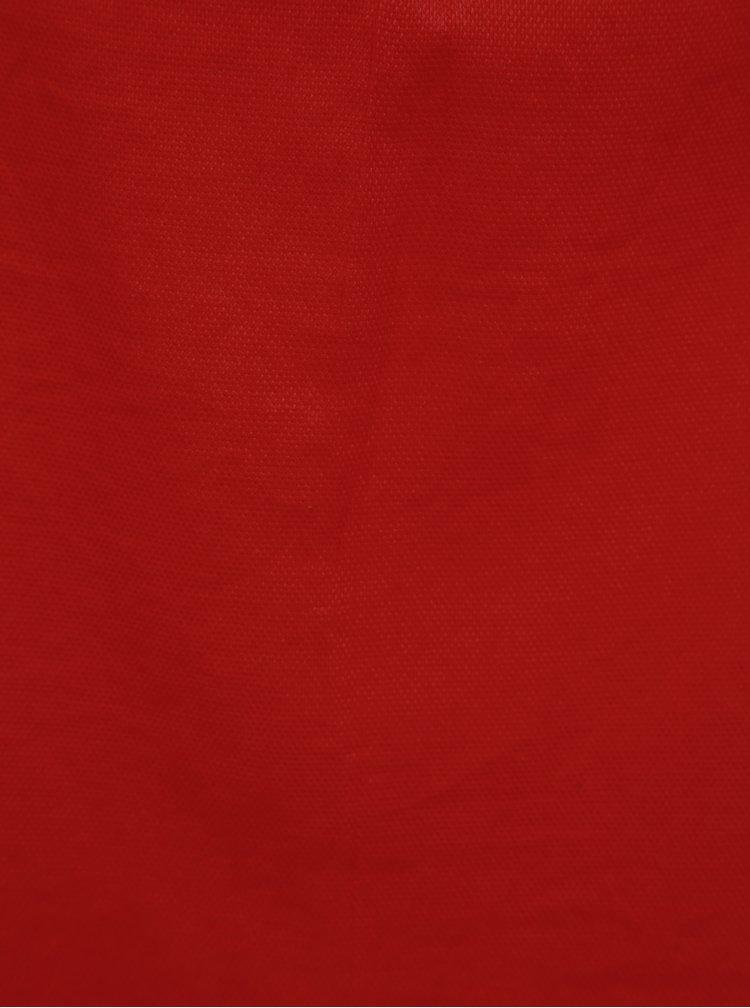Červená halenka ONLY CARMAKOMA Shelly
