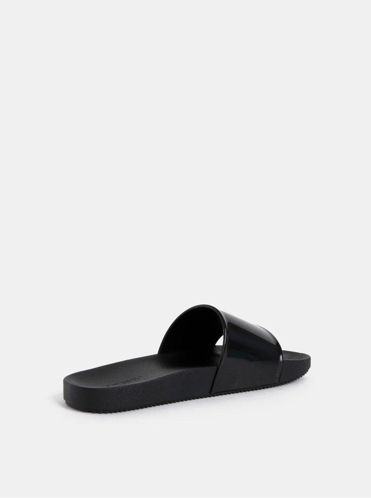Čierne šľapky Zaxy Sap Slide