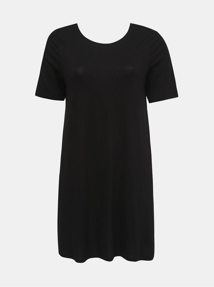 Černé šaty ONLY CARMAKOMA Bandana