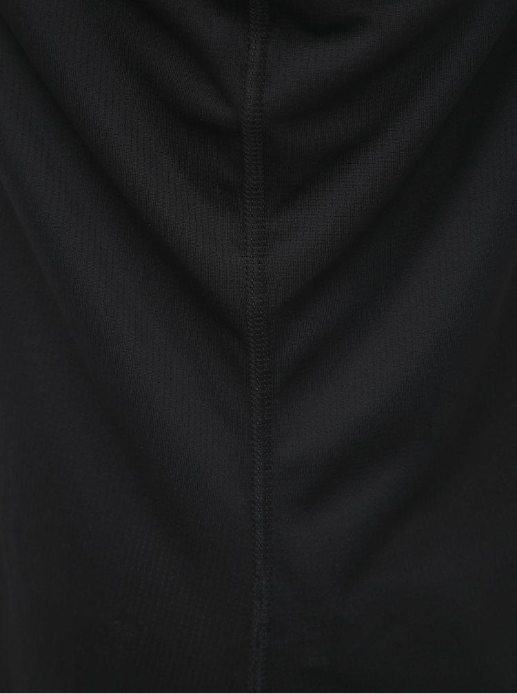 Černé dámské funkční tílko adidas Performance