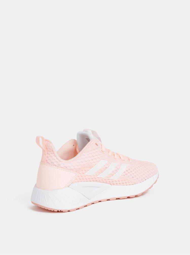 Meruňkové dámské tenisky adidas CORE Questar