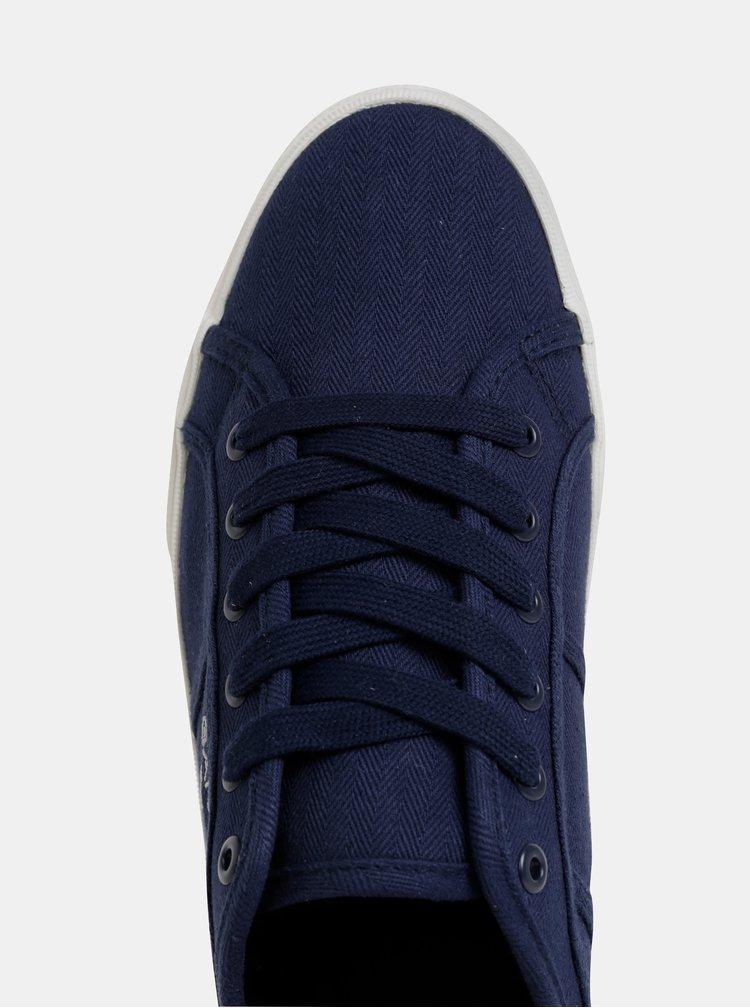 Tmavě modré pánské tenisky GANT Samuel