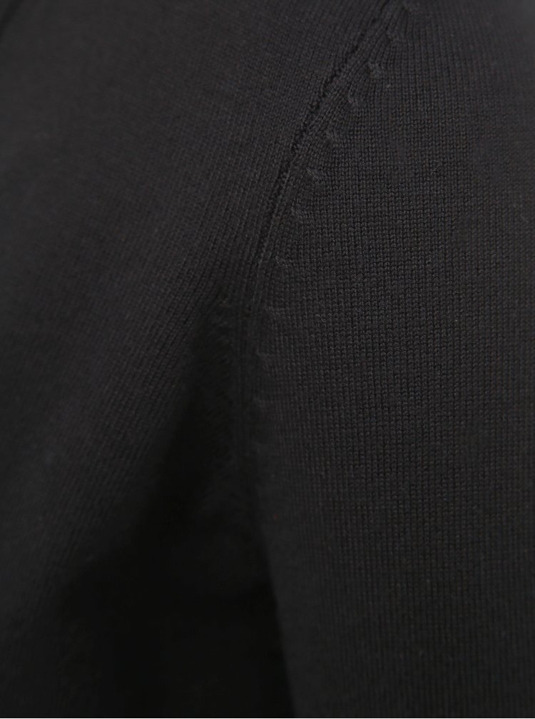 Černý kardigan M&Co
