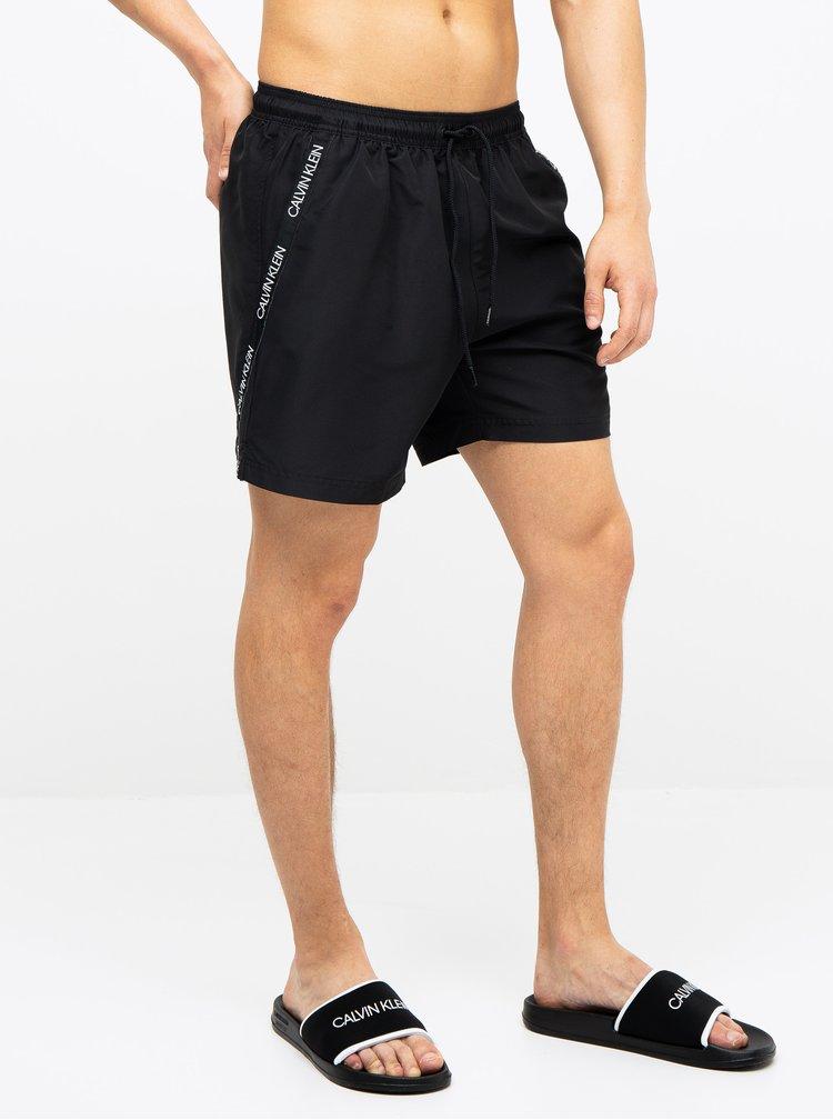 Bermude barbatesti negre Calvin Klein Underwear