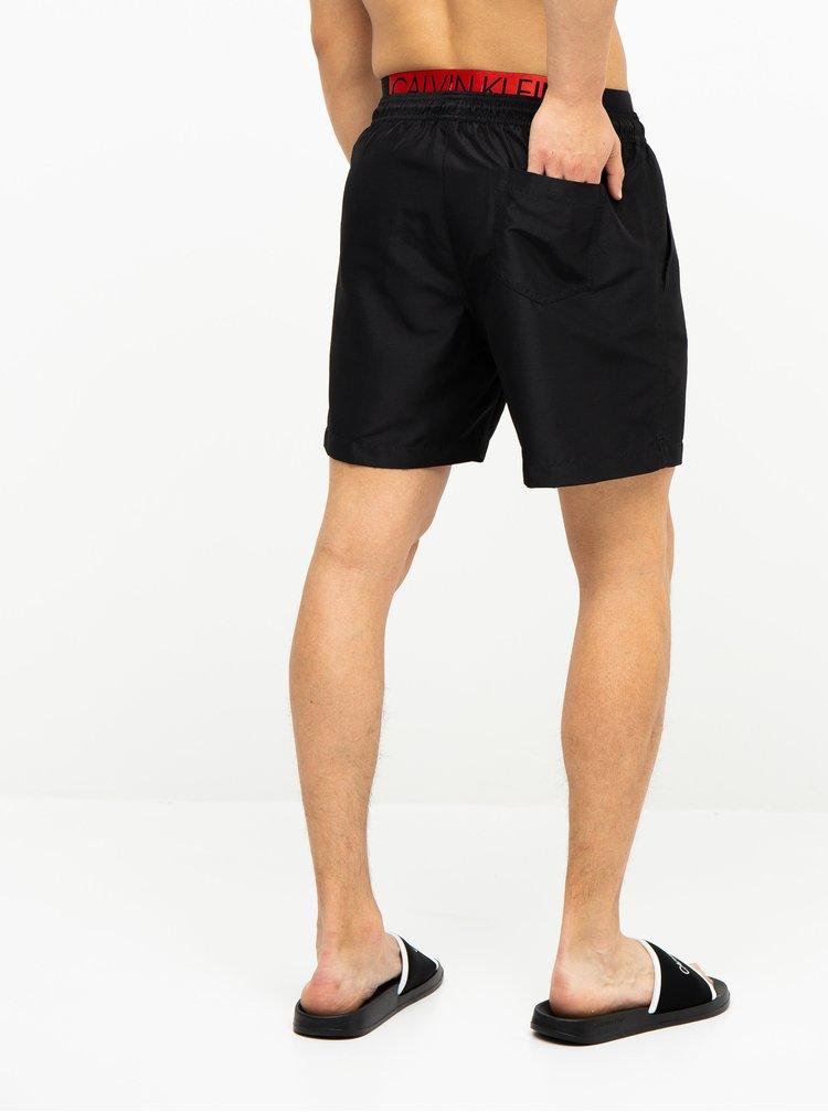 Bermude barbatesti negri Calvin Klein Underwear