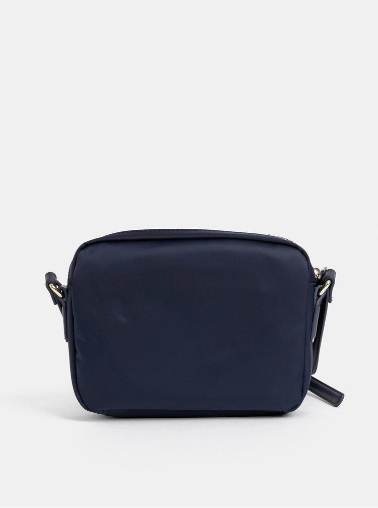 Tmavě modrá crossbody kabelka Tommy Hilfiger Poppy