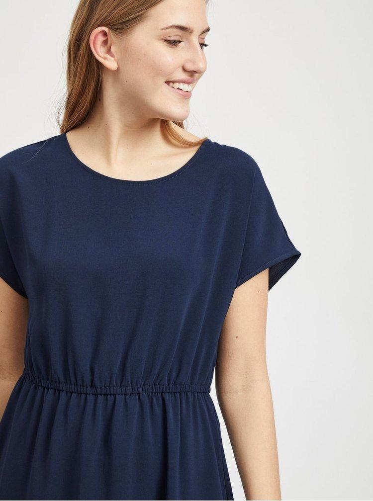 Rochie albastru inchis VILA Laia