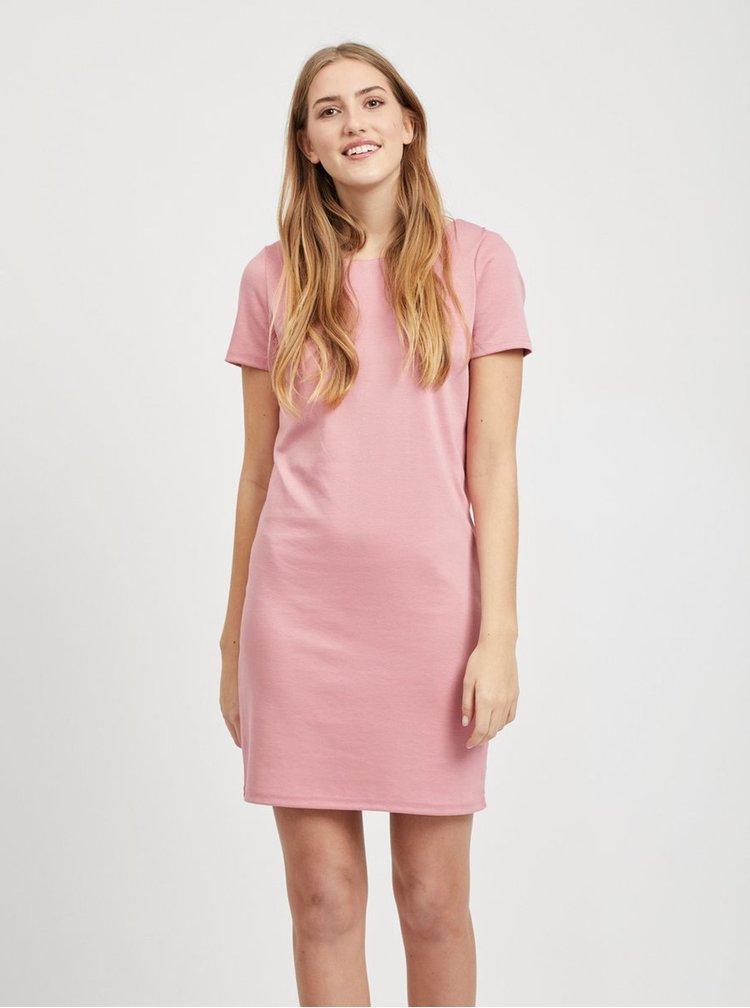 Rochie roz VILA Tinny