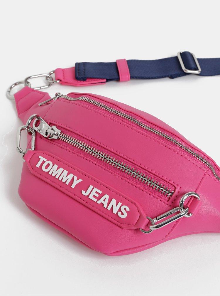 Růžová ledvinka Tommy Hilfiger Femme