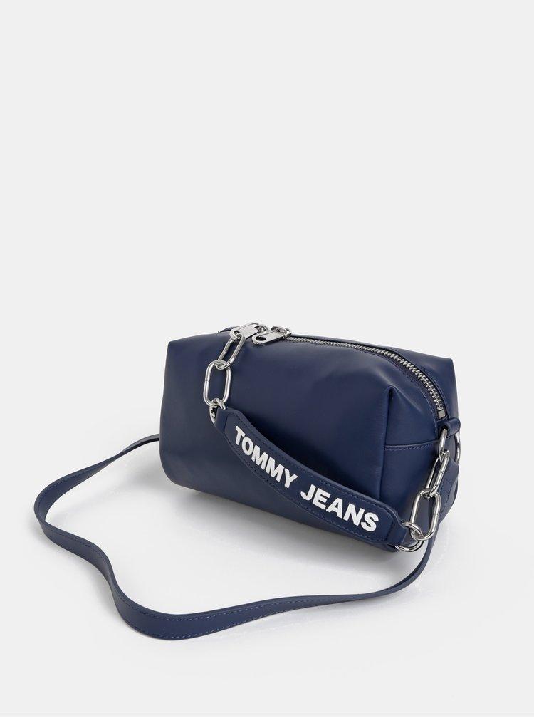 Tmavě modrá crossbody kabelka Tommy Hilfiger Femme