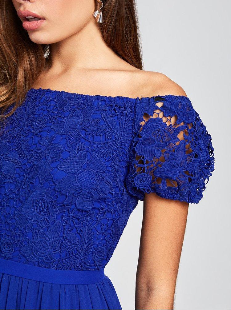 Rochii de seara pentru femei Little Mistress - albastru inchis