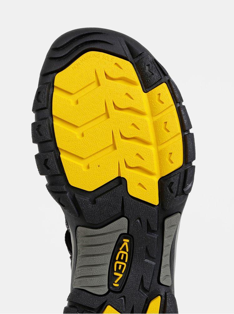 Černé pánské sandály Keen Newport