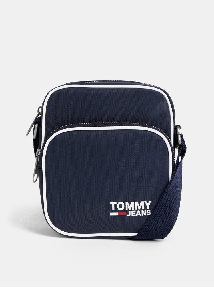 Tmavě modrá crossbody taška Tommy Hilfiger
