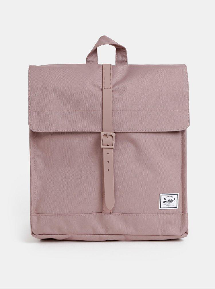 Starorůžový dámský batoh Herschel Supply City 14 l