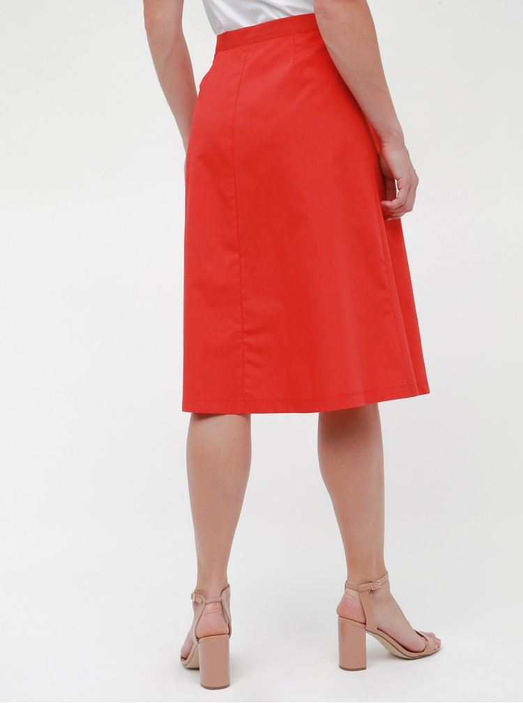 Červená sukně ZOOT Kinga