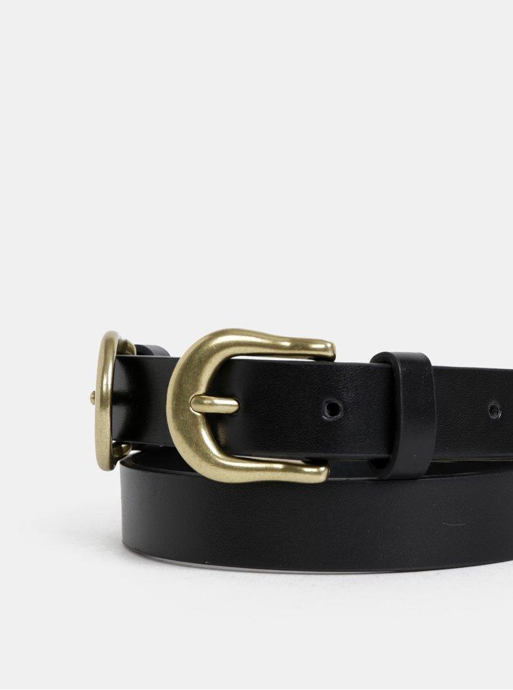 Černý pásek ONLY Lauri