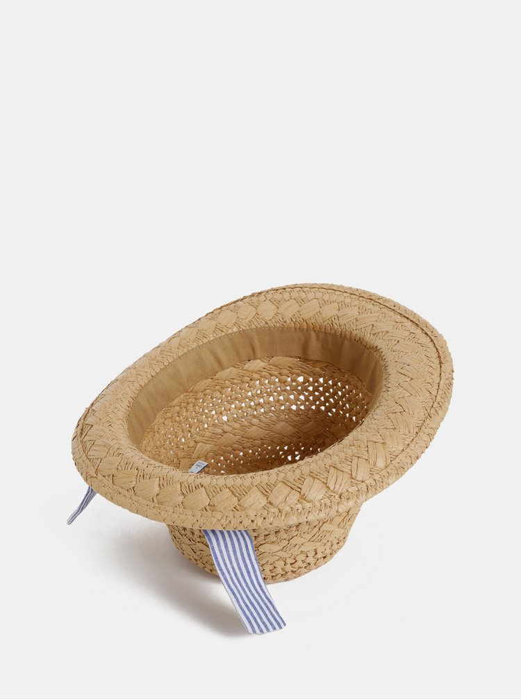 Béžový klobouk ONLY Mandy