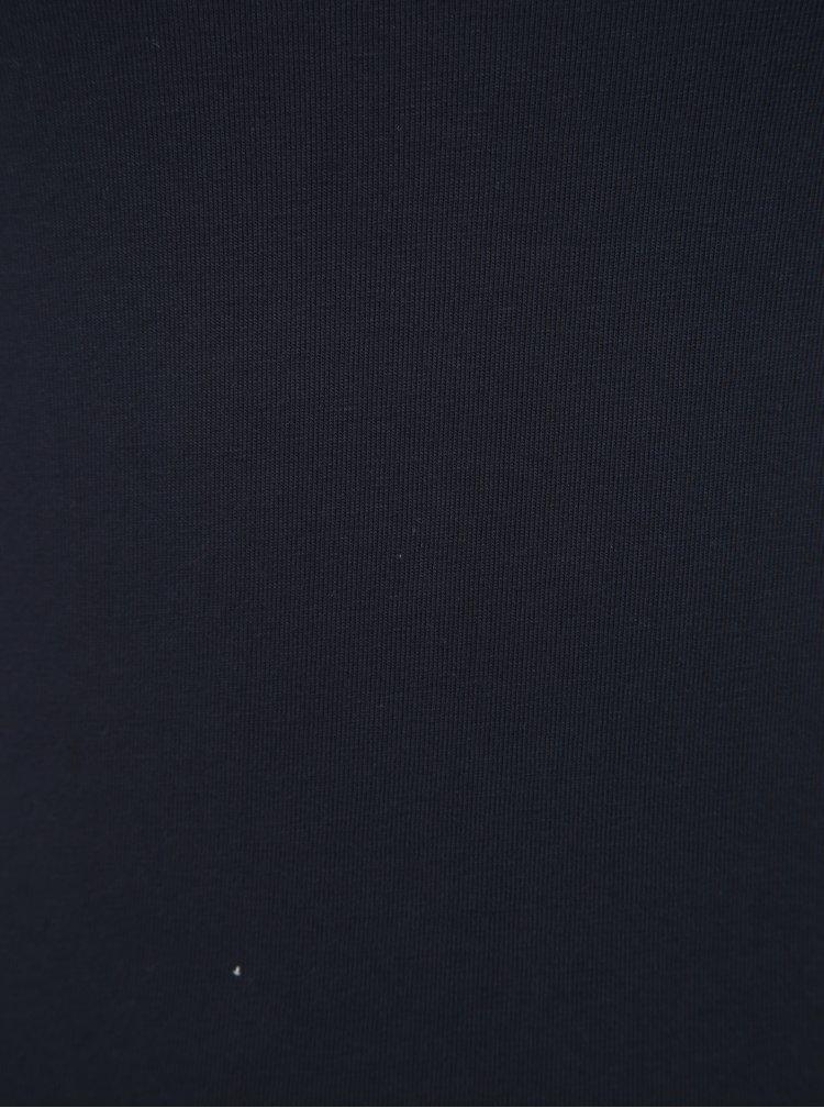 Tmavě modré basic tílko Jacqueline de Yong Ava