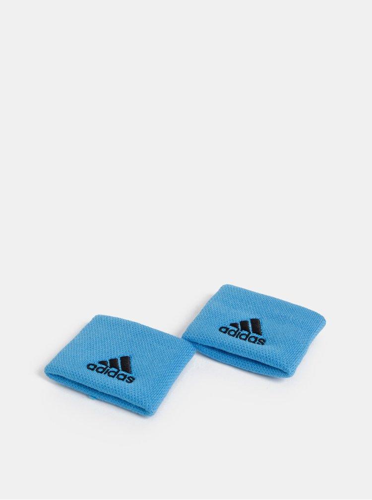Sada dvou modrých potítek adidas Performance TENNIS