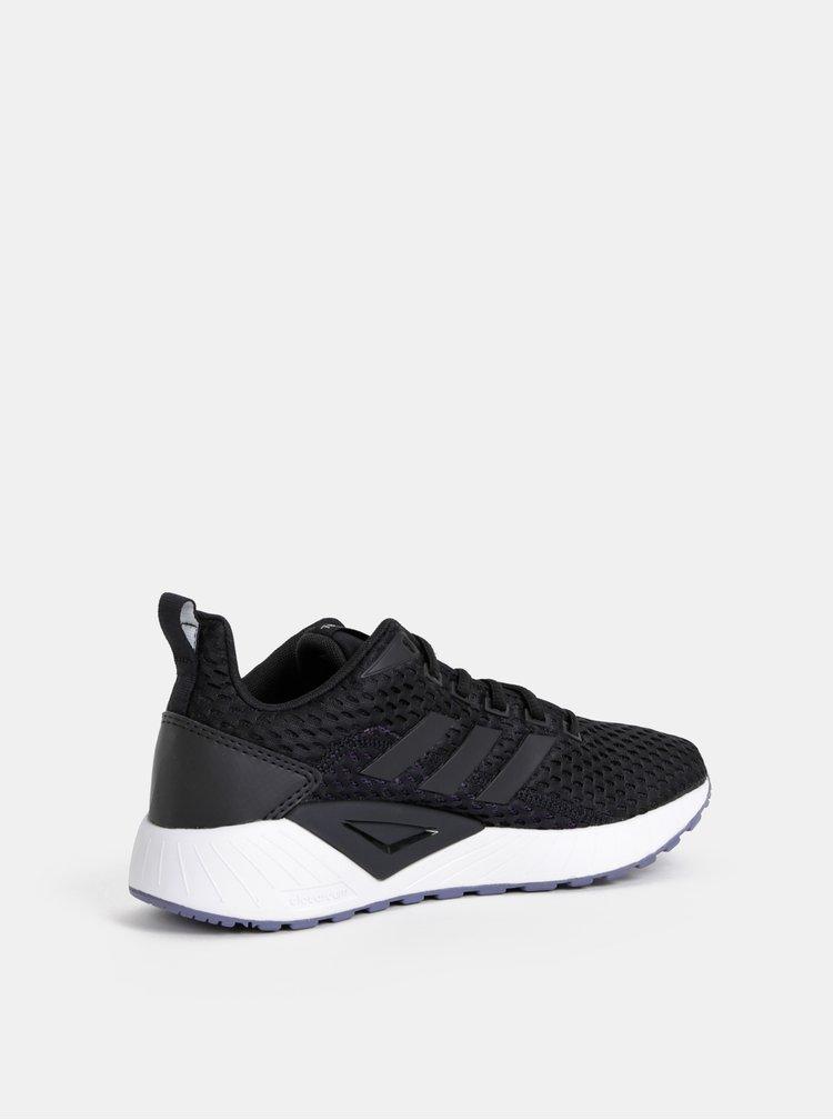 Černé dámské tenisky adidas CORE Questar