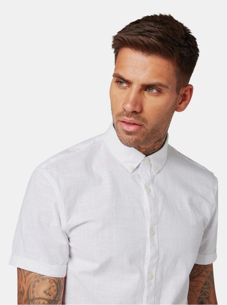 Bílá pánská košile Tom Tailor Denim