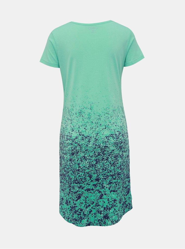 Tyrkysové šaty LOAP Assi