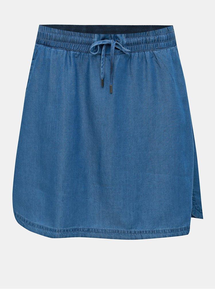 Modrá džínová sukně LOAP Nyvon