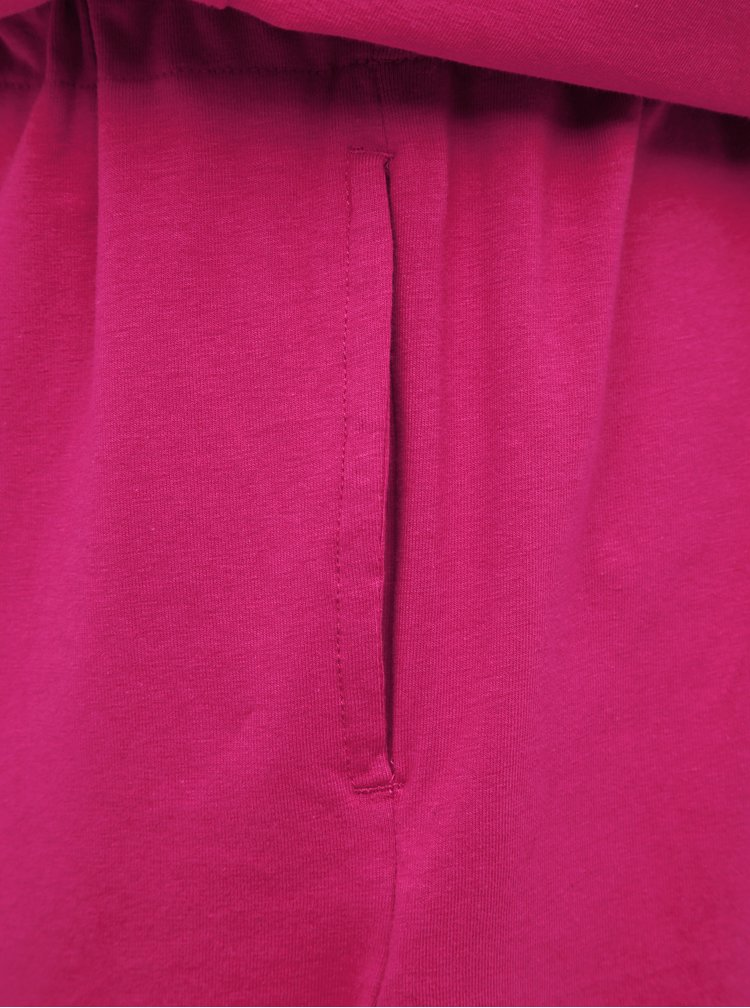 Růžové šaty LOAP Ninie