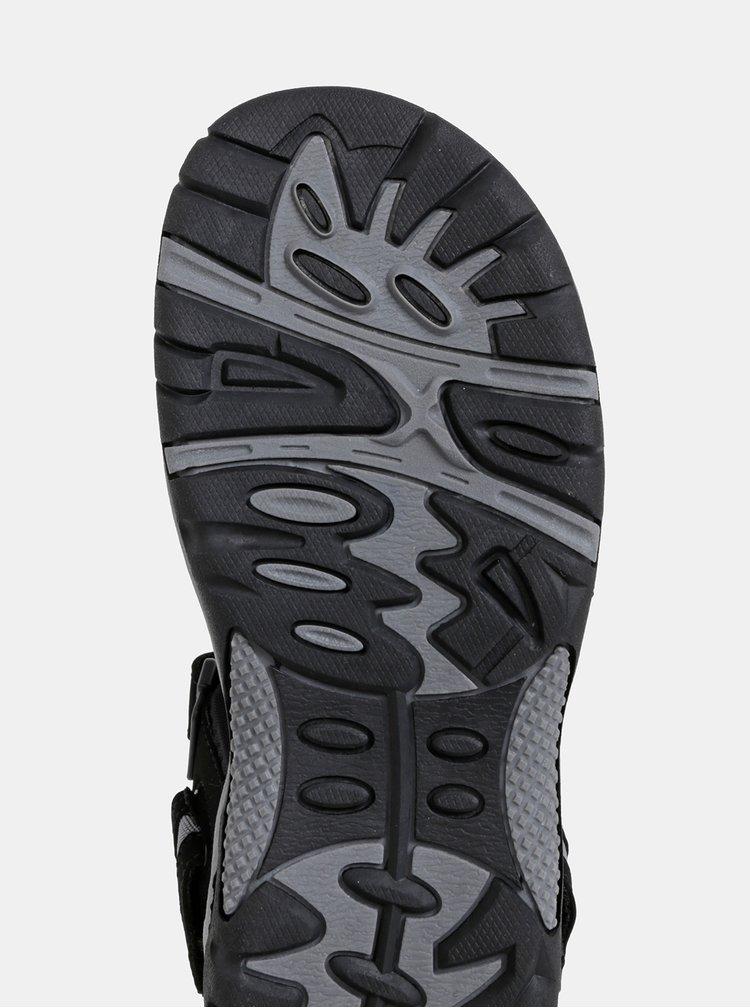 Čierne pánske sandále LOAP Heligt