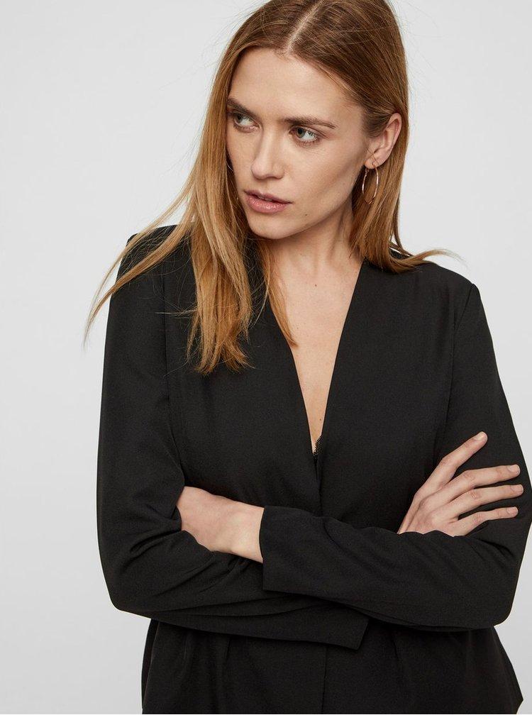 Sacou formal negru AWARE by VERO MODA Gemma