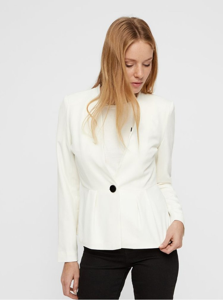 Sacou formal crem AWARE by VERO MODA Gemma